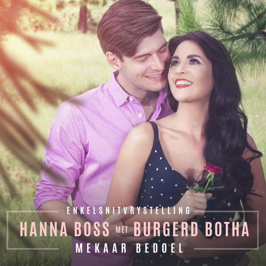 Hanna Boss Single - Mekaar Bedoel